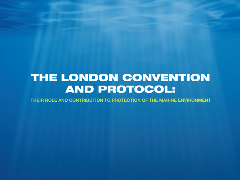 LONDON CONVENTION AND PROTOCOL